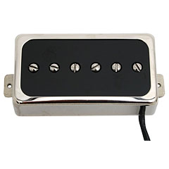 Duesenberg Domino Nickel Neck « Pickup E-Gitarre