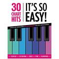 Recueil de morceaux Bosworth 30 Chart-Hits: It's so easy!