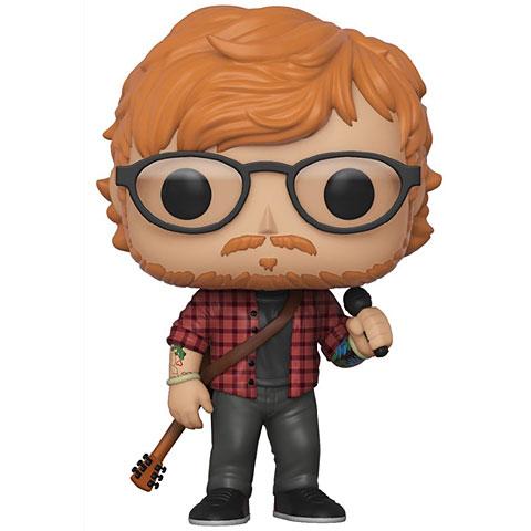 Funko POP! ROCKS: Ed Sheeran Pop Vinyl