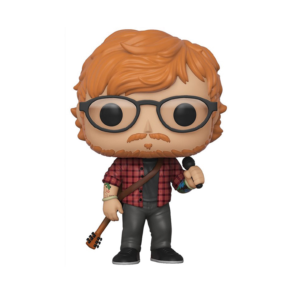 Funko Pop Rocks Ed Sheeran Pop Vinyl 171 Gifts