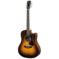 Gibson Hummingbird Walnut Burst AG « Guitare acoustique