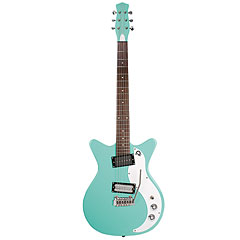 Danelectro 59XT SVR Aqua  «  Electric Guitar