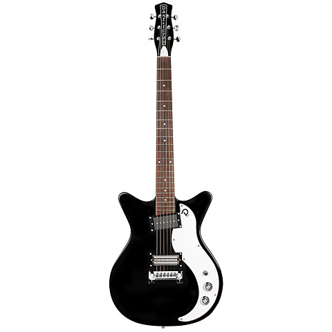 Danelectro 59X BLK « Electric Guitar