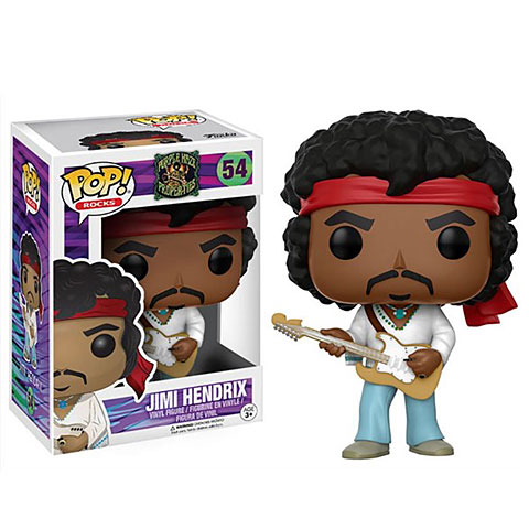 Funko POP! ROCKS:Jimi Hendrix Pop Vinyl