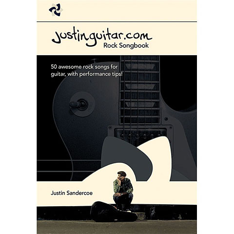 Cancionero Bosworth justinguitar.com Rock-Songbook