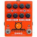 Педаль эффектов для электрогитары  Okko Diablo Dual