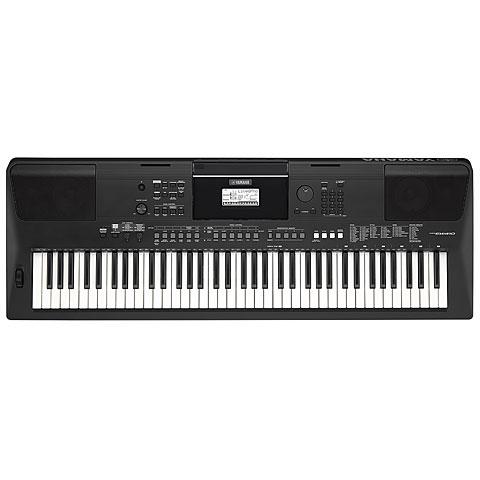 Synthétiseur Yamaha PSR-EW410