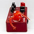 Effets pour guitare électrique Klirrton Wellenmonster rd