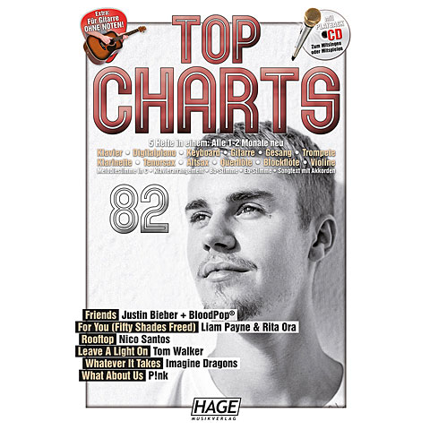 Hage Top Charts Bd.82