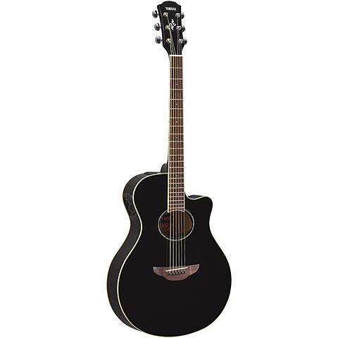 Guitarra acústica Yamaha APX600 BL