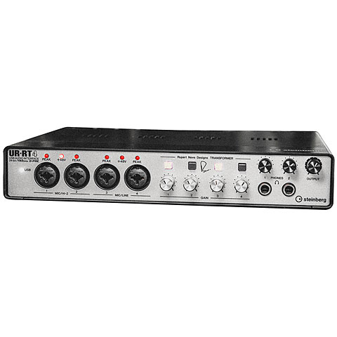 Audio Interface Steinberg UR-RT4