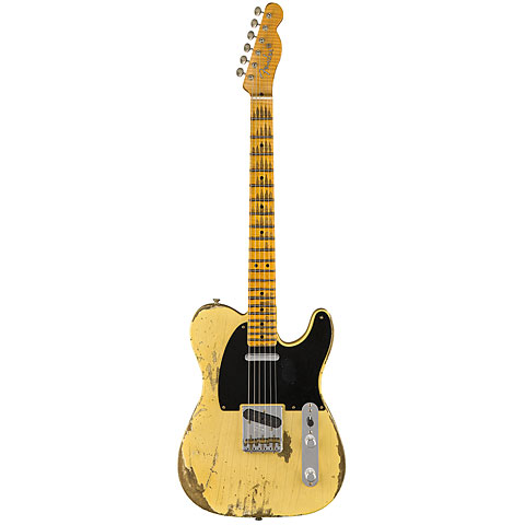 Fender Custom Shop '51 Nocaster Heavy Relic « Guitare électrique