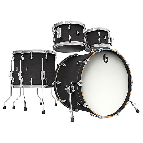Batería British Drum Co. Legend 22'' Kensington Knight Shellset