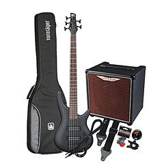 Ibanez Soundgear SR305EB-WK / Ashdown AAA-30-8 « E-Bass Set