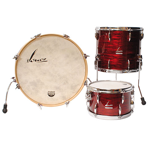 Schlagzeug Sonor Vintage Series VT16 Three22 Red Oyster