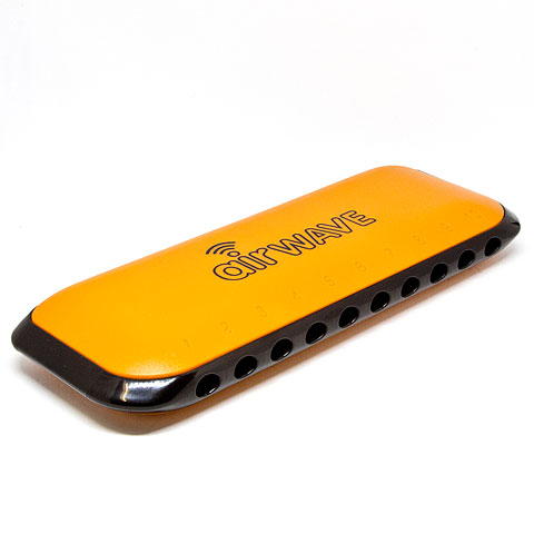 Armónica mod. Richter Suzuki Airwave Orange