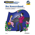 Нотная тетрадь  Schott Der Konzertband