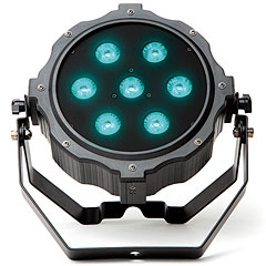 Collins Compact Slim Par 10 RGBW B-Stock « LED Lights