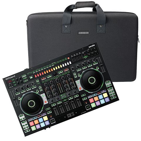 Roland DJ-808 Case Bundle