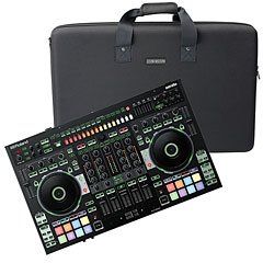Roland DJ-808 Case Bundle « Contrôleur DJ