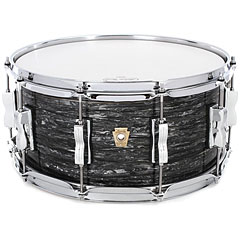 "Ludwig Classic Maple 14"" x 6,5"" Vintage Black Oyster « Caja"