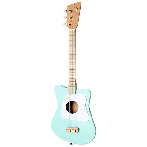 Konzertgitarre Loog Mini Green