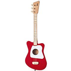 Loog Mini Red « Guitarra clásica