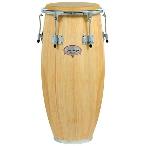 "Gon Bops Tumbao Pro 10.75"" Natural Quinto"