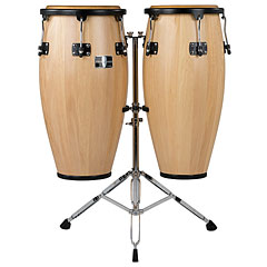 "Gon Bops Fiesta 11"" & 12"" Natural Conga Set"