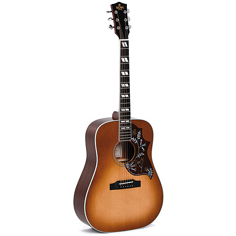 Guitare acoustique Sigma Guitars DM-SG5