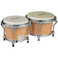 "Gon Bops California 7"" & 8.5"" Natural Bongos « Bongos"