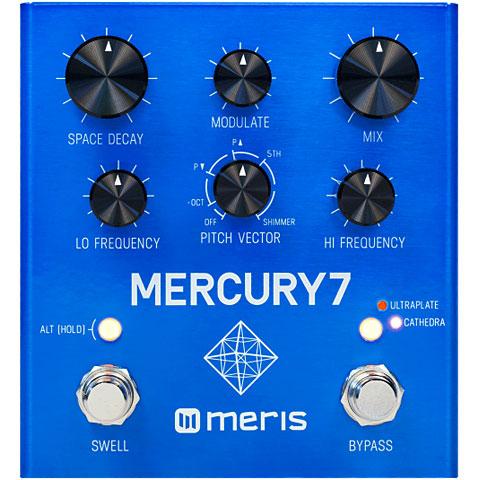 Effets pour guitare électrique Meris Mercury 7
