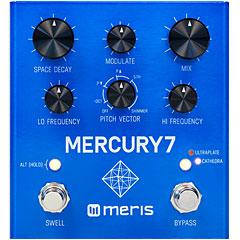 Meris Mercury 7 « Pedal guitarra eléctrica