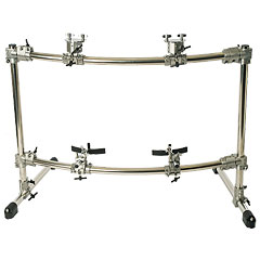 Gon Bops Complete 2 Conga Rack System « Stand percussions
