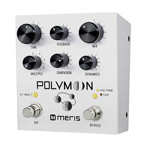 Effektgerät E-Gitarre Meris Polymoon