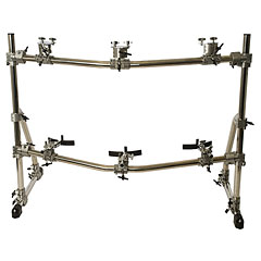 Gon Bops Complete 3 Conga Rack System « Stand percussions
