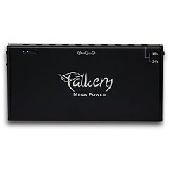 Falken1 Mega Power « Guitar/Bass Power Supplies