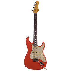 Haar Traditional S aged Fiesta Red « Guitarra eléctrica