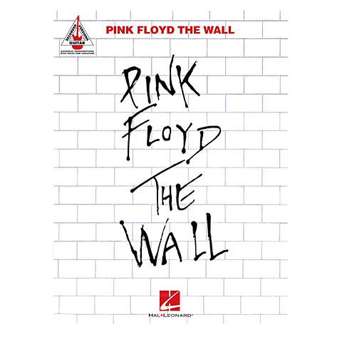 Songbook Hal Leonard Pink Floyd: The Wall (TAB)