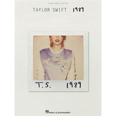 Hal Leonard Taylor Swift: 1989