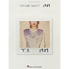 Hal Leonard Taylor Swift: 1989 « Songbook