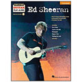 Hal Leonard Deluxe Guitar Play-Along: Ed Sheeran « Cancionero
