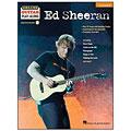 Songbook Hal Leonard Deluxe Guitar Play-Along: Ed Sheeran