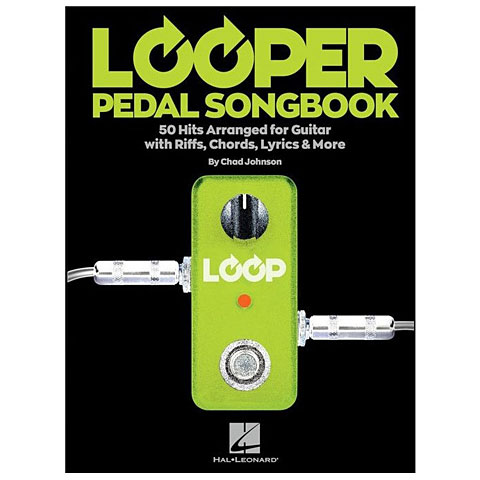 Cancionero Hal Leonard Looper Pedal Songbook