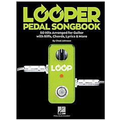 Hal Leonard Looper Pedal Songbook « Recueil de morceaux