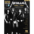 Play-Along Hal Leonard Guitar Play-Along Volume 195: Metallica 1983-1988