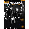 Play-Along Hal Leonard Bass Play-Along Volume 21: Metallica 1983-1988