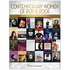 Hal Leonard Contemporary Women Of Pop & Rock (PVG) 2nd Edition « Cancionero