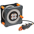 Brennenstuhl Kabeltrommel mit Powerblock IP44 33+5 m « Dispatch-Kabel