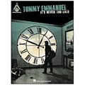 Recueil de morceaux Hal Leonard Tommy Emmanuel: It's Never Too Late